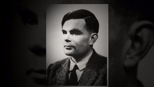 Alan Turing's personal notebook fetches just over £700,000 at auction