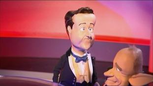 TV puppet