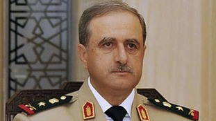 Syria's Defence Minister Dawoud Rajha has been killed in an explosion in Damascus