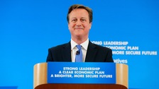 Conservative manifesto: Key pledges