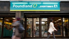 Poundland has said its annual sales have topped £1 billion for the first time