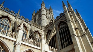 An anonymous benefactor has donated £1.5 million to Bath Abbey