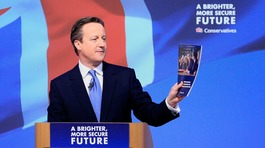 Right to Buy and childcare top Conservative manifesto
