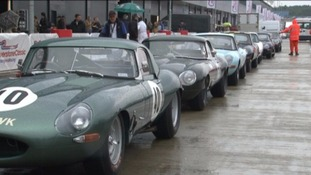 10,000 classic cars will be on display