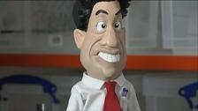 Ed Miliband puppet