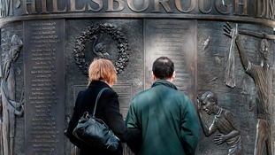 Hillsborough remembered - 26 years on