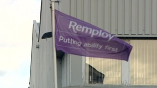 Remploy workers strike over factory closures