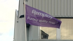 Remploy flag