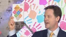 Clegg: Lib Dems will stop 'lurch to extremes' in government