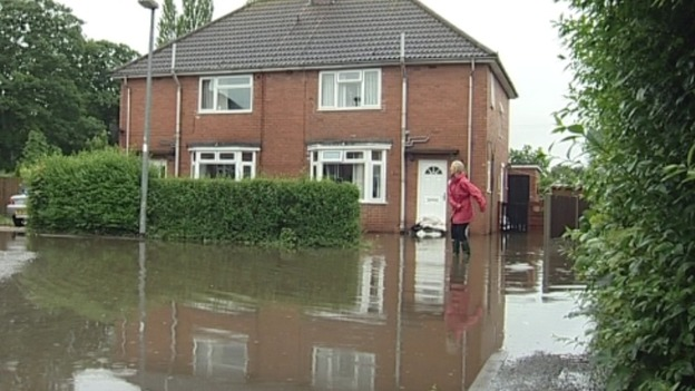 Goole flooding