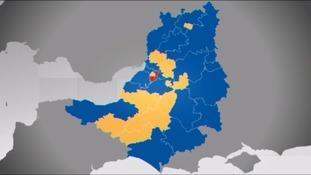 Current Liberal Democrat seats