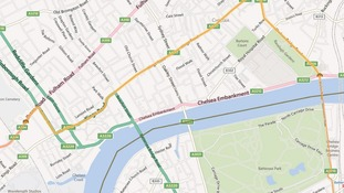 Kensington & Chelsea Torch Relay Route Part 1: Day 69.