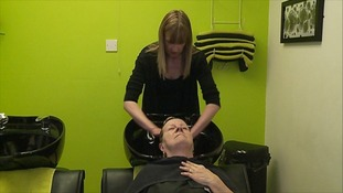 Hairdresser Jenny Tofts has become a victim of the latest phone scam to hit the region.