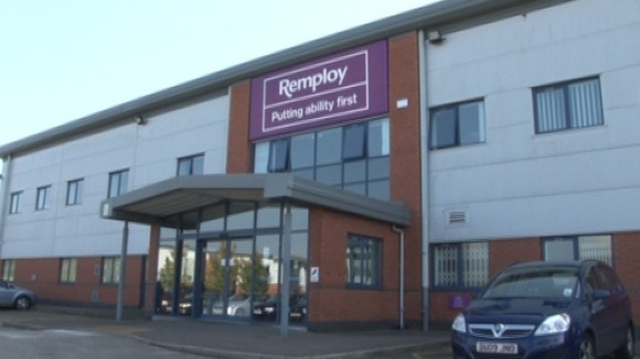 Strikes at Remploy