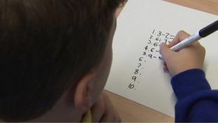 Primary school places success rates