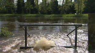 Flooding in the Calendar region