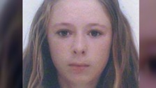 Paige, 15, disappeared in 2007.