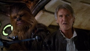 Chewbacca and Han Solo are back in the game