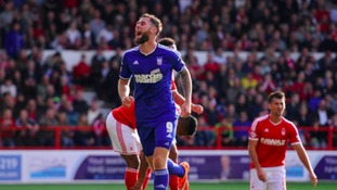 Daryl Murphy has been in the form of his career.