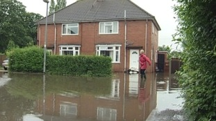 Meeting for Goole flood victims