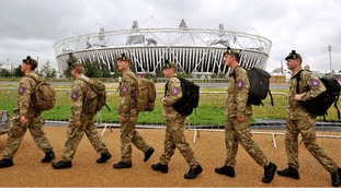 "Olympic security mistakes were ""predictable"""