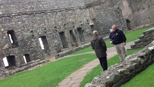 Adrian visits Harlech Castle in Gwynedd, to find out more about Owain Glyndwr