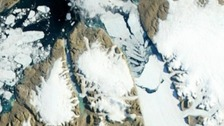Greenland's massive ice sheet is melting much quicker than scientists had estimated.