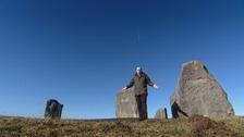 Adrian visits the Aneurin Bevan Memorial Stones in Tredegar, Blaenau Gwent