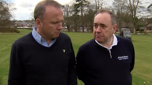 Alex Salmond: Vote-by-vote agreement with Labour probable