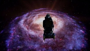 Monty Python's 'Galaxy Song' by Stephen Hawking on sale.