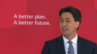 Miliband: Labour will end the exploitation of workers
