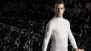 Top road racing cyclist Mark Cavendish