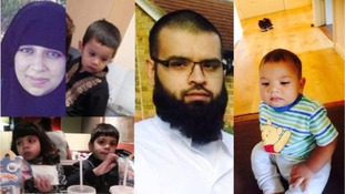 Police appeal for help tracing family of six who may be travelling to Syria
