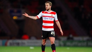 Coppinger has spent 11 seasons at Doncaster Rovers