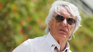 Bernie Ecclestone gives Azerbaijan all-clear to host F1 despite human rights record