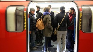 Monday misery for tube commuters