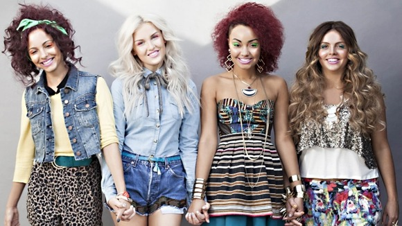 Little Mix girls