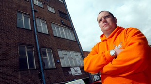 Paranormal investigator Mark Whyatt confronted the pair and kicked them out.