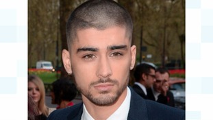 Former One Direction star Zayn Malik thanks fans for support