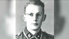 Oskar Groning, the bookkeeper of Auschwitz.