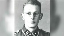 Oskar Groning, the bookkeeper of Auschwitz.