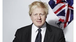 The Mayor of London, Boris Johnson, has been photographed for the exhibition