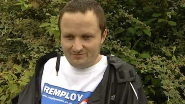 Remploy employee Steven Collins