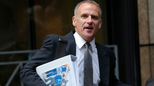 Tesco boss Dave Lewis took over in August.