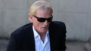 Footballer Colin Hendry.