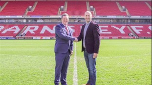 Barnsley announce Puma kit deal