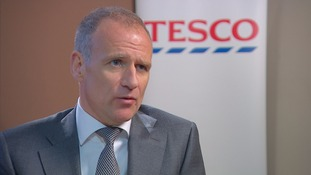 Dave Lewis took over at Tesco in August.