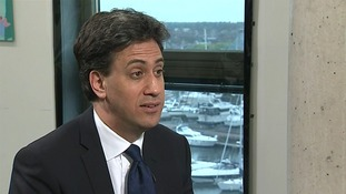 "Labour leader Ed Miliband: ""Judge me on what I'm proposing for this country"""