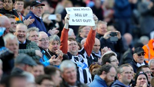 Spurs boycott was 'only the start', say Ashley Out campaign group