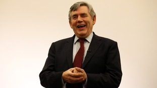 Gordon Brown told Scottish voters Labour was the 'party of fairness'.